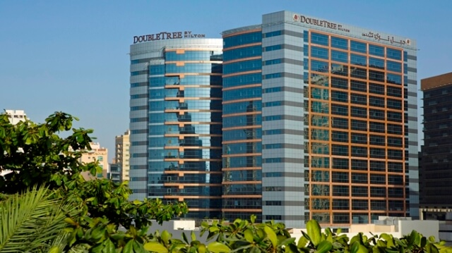 Double Tree by Hilton Hotel-Dubai-Velox