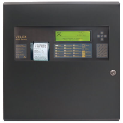 Velox 4200 Intelligent Fire Alarm Control Panel